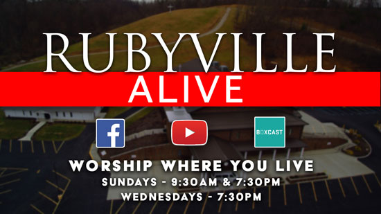 Evangelistic Outreach: Rubyville Alive